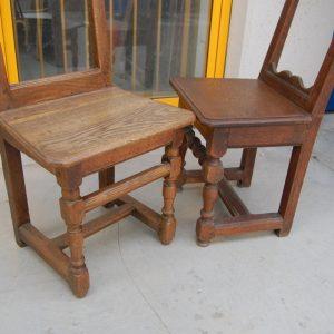 coppia di sedie lorenesi in rovere massello 700 h 84 cm 01 8