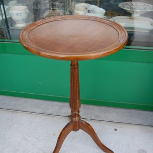 tavolino da fumo in faggio inizio 900 h 62 cm diametro 34 cm 01 2