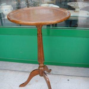 tavolino da fumo in faggio inizio 900 h 62 cm diametro 34 cm 01 4