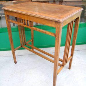 tavolino in ciliegio massello fronte 70 cm 01 7