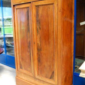 armadio luigi filippo in noce meta 800 fronte 113 cm 01 13