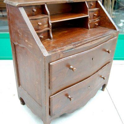 cassettiera fine 700 provenza decoro a finto legno fronte 82 cm 01 17