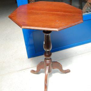 gueridon tavolino da fumo ottagonale con treppiede diametro 49 cm 01