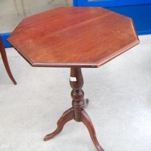 gueridon tavolino da fumo ottagonale con treppiede diametro 49 cm 01 4