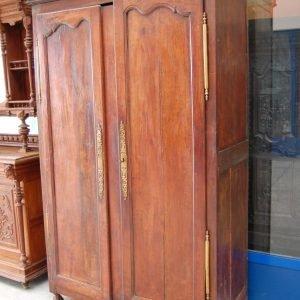 armadio in ciliegio 800 da restaurare francia del nord fronte 125 cm 01 8