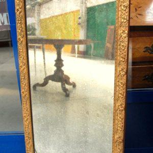 specchio specchiera liberty dorata vetro antico 57 x 105 cm 01 11