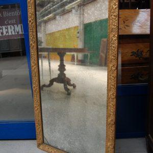 specchio specchiera liberty dorata vetro antico 57 x 105 cm 01 9
