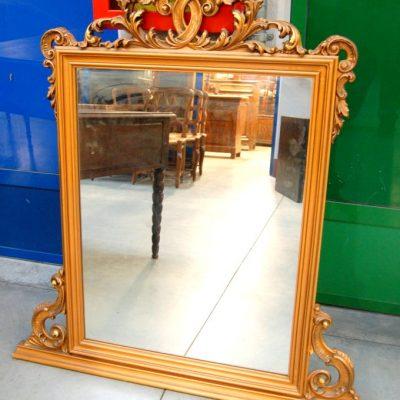 specchio in legno scolpito meta 900 h 120 cm 01 6