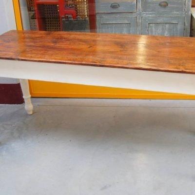 tavolo ligure rustico in pino meta 800 lato 170 cm 01