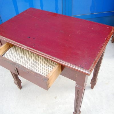 tavolino piccolo scrittoio lato 83 cm 01 3