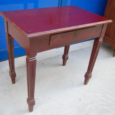 tavolino piccolo scrittoio lato 83 cm 01 4