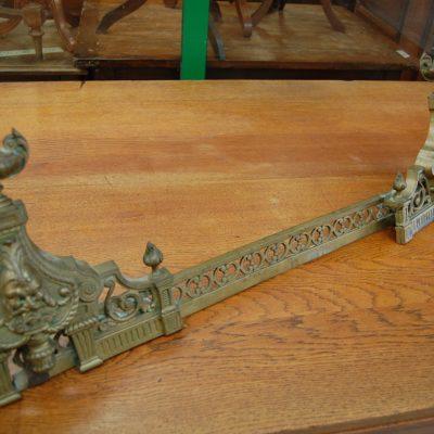 fronte caminetto parure de cheminee in bronzo 700 93 cm 01 4