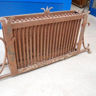 portacarbone 800 in ferro battuto da camino lungo 89 cm 01 3