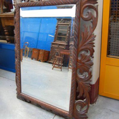 specchiera in rovere seconda meta 800 luigi xiii h 97 cm 01 7