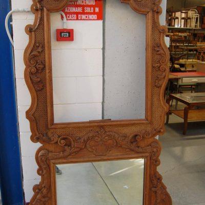 specchiera scolpita pannello decorativo 800 h 207 cm 01 6