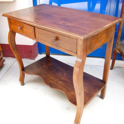 tavolino consolle in noce meta 800 fronte 85 cm 01 14