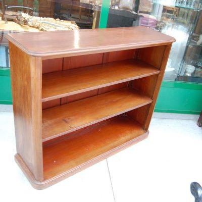 libreria in mogano napoleone iii 800 fronte 125 cm 01
