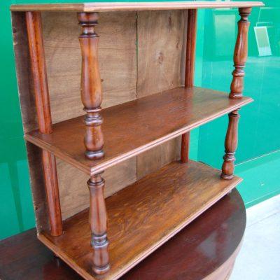piccola etagere libreria in rovere 800 fronte 72 cm h 71 cm 01 8
