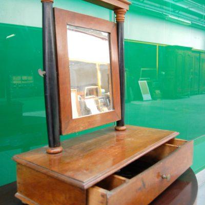 psiche impero 800 con colonna chinata e specchio basculante h 65 cm 01 8