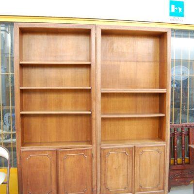 coppia di librerie 900 fronte 99 cm h 228 cm 01