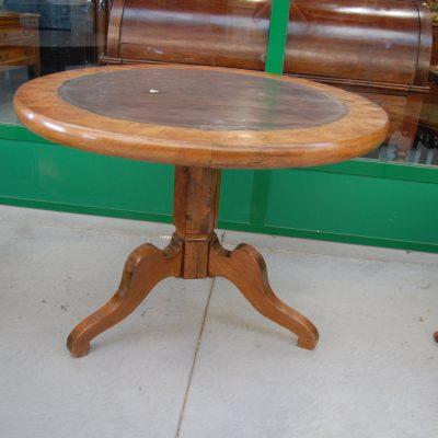 tavolino da gioco intarsiato ciliegio 800 luigi filippo diametro 104 cm 01 1