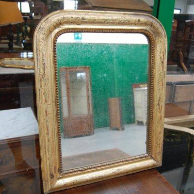 piccola specchiera luigi filippo meccata 800 h 60 cm 01