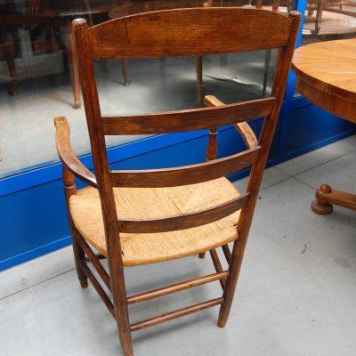 sedia capotavola provenzale in rovere 800 01
