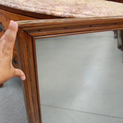specchio 800 in larice 90 x h 89 cm 01