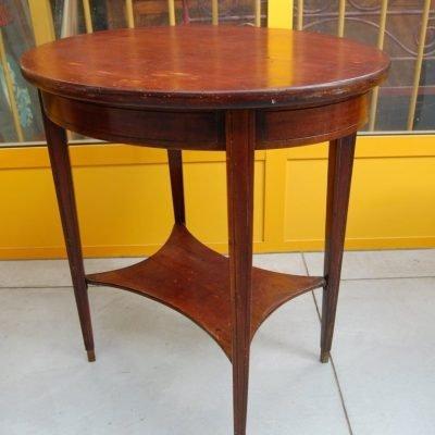 tavolino ovale a 2 ripiani in pioppo stile luigi xvi h 77 cm 01 2