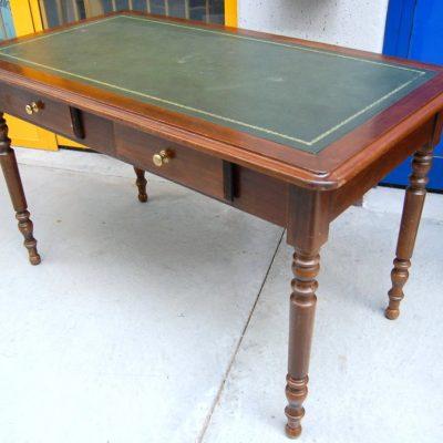 tavolo scrittoio in noce fronte 120 cm 01 14