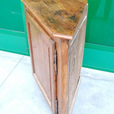 Angoliera in noce Luigi Filippo prima met 800 lato 63 cm x 90 cm h 103 cm 193096701361 2