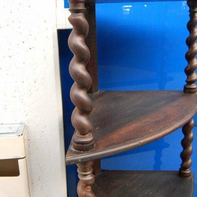 Etagere in rovere Luigi XIII h 160 cm seconda met 800 202959689882 2