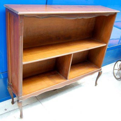 Etagere libreria fronte 127 cm in noce prima met 900 193482685687 2