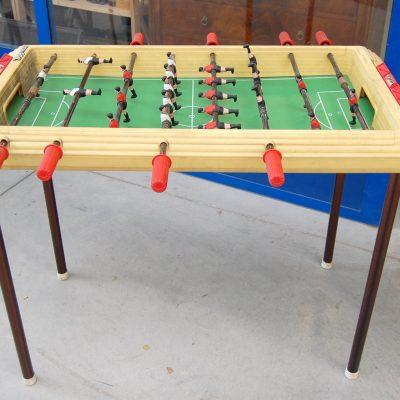 Piccolo calciobalilla football goal portatile lato 100 cm 202939082997 2